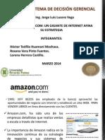 Amazon (Un Gigante de Internet) Final Final