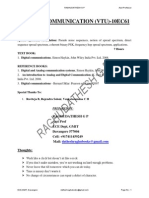 Digital communication unit 8 VTU