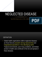 Lecture 1 Neglected Disease