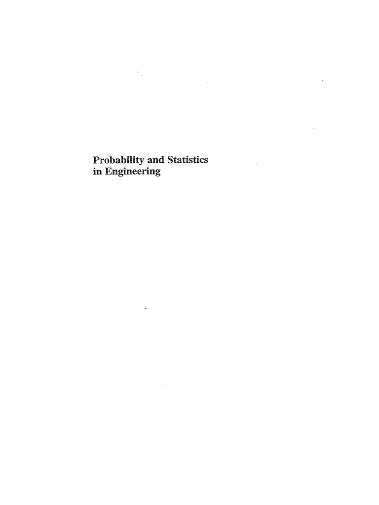 Probability and Statistics in Engineering by William W. Hines, Douglas C.  Montgomery, David M. Goldsman, Connie M. Borror