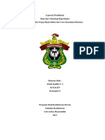 Laporan Praktikum ITR 2 Qadhir