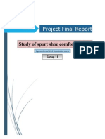 Foot Experiment Project