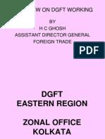 Presentation of DGFT, Kolkata