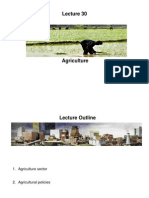 Agriculture in Pakistan - Lecture 1