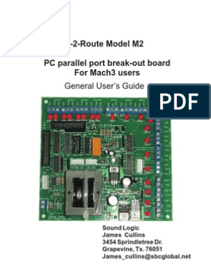Pc 2 Route for Mach Rev 1-9 | Power Supply | Electrical Connector Xylotex Cnc Controller Wiring Diagram on