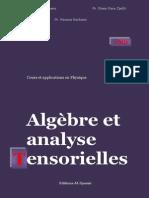 Algèbre et analyse tensorielles_2