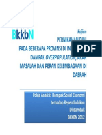 Hasil Pernikahan Usia Dini BKKBN PPT_RS [Read-Only]