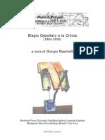 Biagio Cepollaro e la Critica (1984-2005)