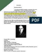 6 Keynes e La Domanda Effettiva 10.10.2011
