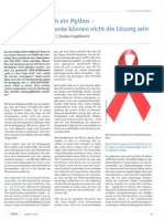 HIV IV Ist Nachweislich Ein Mythos - Aa