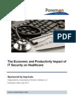 Ponemon Economic Producivity Impact