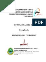 Info Dan Kisi-kisi Gdt