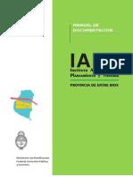 Manual de Documentacion en PDF