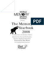 Memory Year Book Sample Pages
