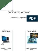 Arduino Coding