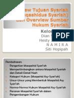 PPT AKuntansi Syariah - Maqhasid Syariah