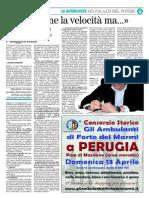 intervista Rossi Giornale dell'Umbria 13aprile