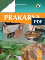 Kelas 07 SMP Prakarya Siswa