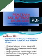 SKL UN MAT SMP 2014