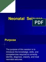 Neonatal Seizure