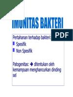 Bo 243 Slide Imunitas Bakteri