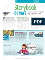 Winter Storybook 100 Days