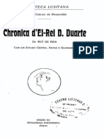Crónica d'el-rei D. Duarte
