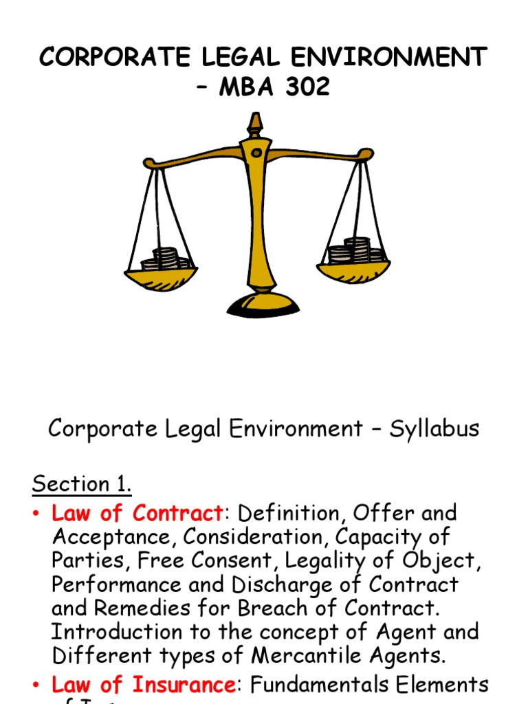 Corporate legal environment offer and acceptance consideration stopboris Choice Image