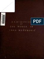 Exhibition of Works by Mestrovic