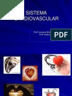 Sistema Cardiovascular Aula de CMl 2209