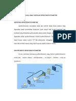 Analisa Obat Dengan Spektrofotometri Insyaallah Fix Oceeeee