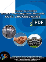 Indeks Pembangunan Manusia (IPM) 2011 / Human Development Index (HDI) 2011
