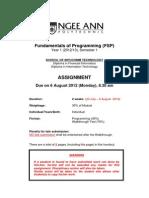 FSP Assignment
