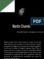 Martin Chambi Jimenez