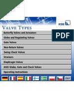 Valve Types