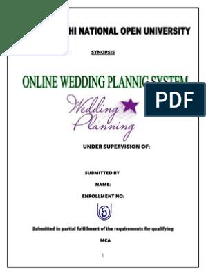 Online Wedding Planning System ASP Net   Password   Databases
