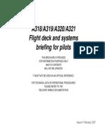 4 A320 Flight Dec