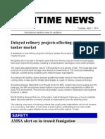 Maritime News 01 Apr 14