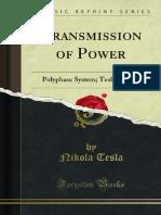 Transmission of Power 1000180618