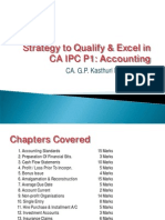 Webcast Ipcc p 1 Accounting