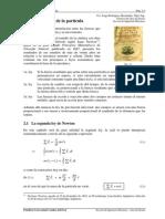 Capítulo 2 Cinética de la partícula