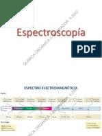 Espectroscopía generalidades II-2012(1)