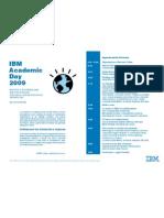 IBM Web Academic Day 2009