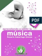 Rosario Sabariego Gomez - Aprendiendo a Sentir La Musica
