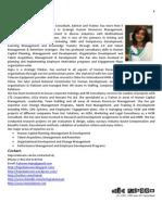 Hajra Kalsoom- HR, HCM & OD Consultant, Islamabad, Pakistan