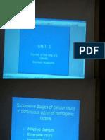 Pathanatomy Lecture - 04 Necrosis, Apoptosis & Death
