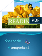 Reading Intervention and Reading Program