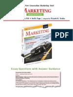 Chap-3 Marketing Strategy