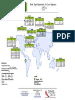 mapa exportador