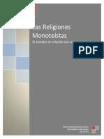 Las religiones monoteístas